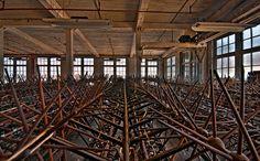 Abandoned Silk Mill