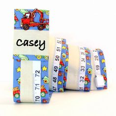 Big Boy Fabric Growth Chart Kids Growth Chart By Sewbigkeepsake