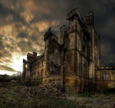 A site about abandoned castles. Great pics. would love to check out some of these places!