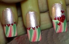 my sweet valentine candy canes. check out the tutorial on youtube!! http://www.youtube.com/watch?v=30C6sogKpRc