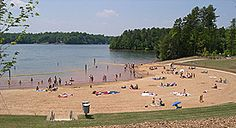 North Carolina State Parks Near Charlotte: Lake Norman State Park