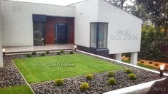 Garage Doors, Modern, Outdoor Decor, Sd, Design, Home Decor, Trendy Tree, Decoration Home, Room Decor