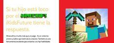 Minecraft escuela verano Ikidsfuture