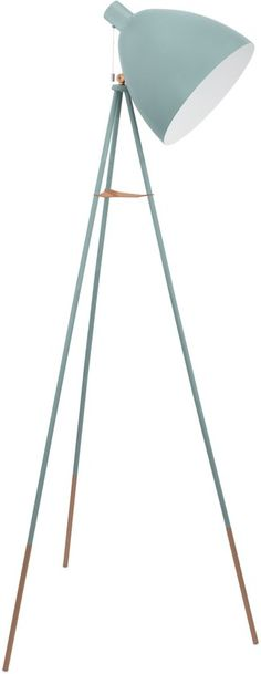 69 euro 99 bol.com | EGLO Vintage - Vloerlamp - 1 Lichts - Mint | Wonen
