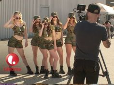 Kendall K: Wear 'Em Out (Official Music Video)   Lifetime - YouTube  Behind the scenes