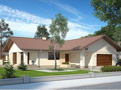 Proiecte de case cu parter si trei dormitoare Home Fashion, House Plans, Pergola, Interior Decorating, 1, Outdoor Structures, Mansions, House Styles, Outdoor Decor