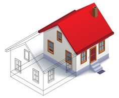 Home Addition Plans, Home Addition Ideas, Home Addition Costs, Home Addition Floor Plan Home Addition Cost, Family Room Addition, Garage Addition, Tiny House Cabin, Tiny Houses, Room Additions, Garage Plans, In Law Suite, Home Improvement Projects