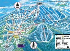 Northstar at Tahoe Piste Map / Trail Map http://taylormadetravel.agentarc.com  taylormadetravel142@gmail.com  call 828-475-6227