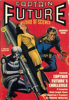 Captain Future-Magazin 03