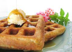 Buckwheat and Oat Groats Waffles | #glutenfree #dairyfree #eggfree