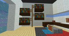 Minecraft Furniture - Storage (could replace with chests)