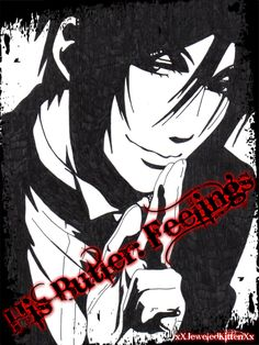 Cover for my BRAND NEW Sebaciel book on Wattpad! It'd be awesome if you check it out!