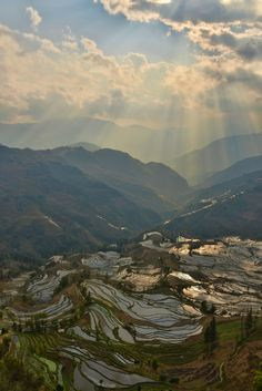 Yuanyang, China by lightmeister on flickr