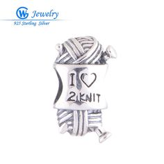 In Punctual Authentic 925 Sterling Silver Heart Bead Charm I Love My Pet With Crystal Footprint Beads Fit Pandora Bracelet Diy Jewelry Fragrant Flavor