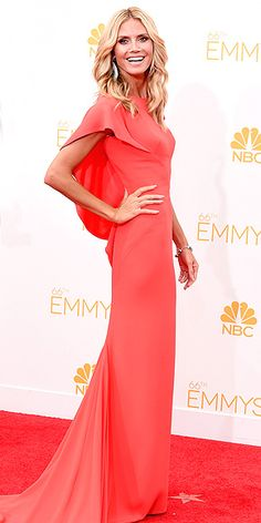 You'll want to see Heidi Klum's Emmys dress from every angle.
