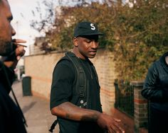 Skepta was born Joseph Junior Adenuga, to immigrant parents from Nigeria. The eldest of four siblings—including his partner-in-grime Jamie, who MCs and produces as JME—he grew up on Meridian Walk estate, a housing project in Tottenham, in north London.