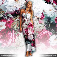 RPE037 #premierevisionnewyork #floral #prints #patterns #nyfw #ss17 #vintage #classical