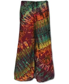 Mudslide of Tie-Dye Pants