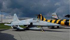 Canadian RCAF 116 757 - Northrop CF-5 Freedom Fighter