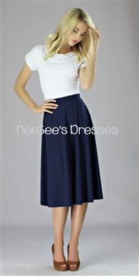 Woven A Line Skirt, mikarose, mikarose summer, mikarose summer 2013, pencil skirt, modest skirt, church skirt, lds, lds clothing, modest clothing, polka dot skirt