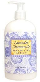 Lavender Chamomile Shea Butter Lotion by Greenwich Bay Trading Co