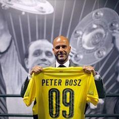 Borussia Dortmund announces new head coach Peter Bosz for upcoming Bundesliga season