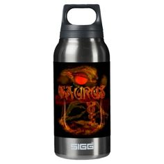 Create your own personalized water bottle right here on Zazzle! Astrology Taurus, Creepy, Zodiac, Water Bottle, Drinks, Water Bottles, Drink, Horoscope, Beverage