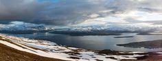 Panorama view of Tromsø | by TerjeLM