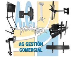 soportes metálicos para televisor, lcd, led, plasma, 3d, smart Soportes para televisor - AG Gestión Comercial  Fabricamos .. http://bogota-city.evisos.com.co/soportes-metalicos-para-televisor-lcd-led-plasma-3d-id-345517