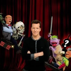 Jeff Dunham, January 11, 2017 at AMSOIL Arena, DECC, Duluth, MN