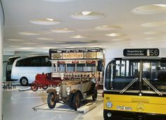 Il Museo Merecedes Benz a Stoccarda