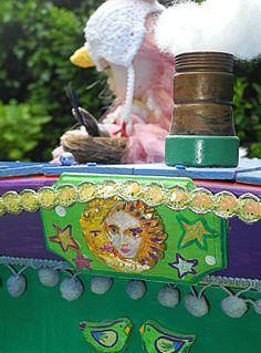 """My Gypsy caravan"" by Mary Mas M"