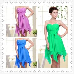 # sweet and energetic bridesmaid dress #