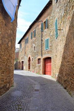 This amazing hill town is famous for its wine! Oh so good. Click to see our pictures and find out about this red wine.  http://ouritalianjourney.com/montalcino-beautiful-hill-town-famous-wine/