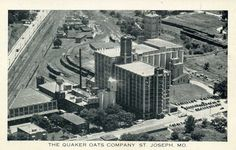 Quaker Oats Co. St. Joseph, Mo.