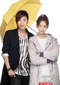 Love Rain-Joon & Hana #Yoona #JangGeunSuk