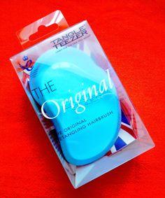 German Beauty Blog / Германский бьюти-блог: Наконец-то и у меня: Tangle Teezer Original.