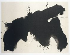 Expresionismo abstracto Robert Motherwell