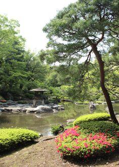 旧古河庭園。