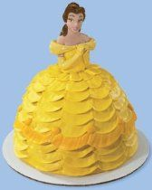 Disney Princess- Belle Petite Doll Cake Topper