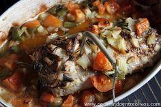 Lomo de cerdo breseado con salsa de yogur - Preparación paso 9