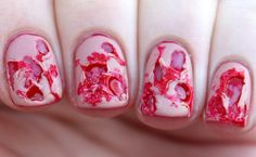 CLAWS OUT!! Time for Some Halloween Nail Art! – I Love Halloween