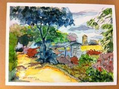 You have to see Countryside Landscape by Emanoel!