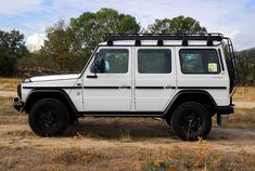 Mercedes G 280 Edition Pur 04 Mercedes Benz Clase G, Mercedes G Wagon, Mercedes Benz G Class, Mercedes Maybach, Steyr, Mercedes G Professional, Offroader, Expedition Vehicle, Cool Trucks