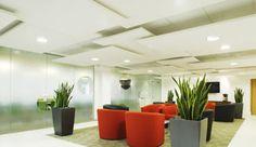 Ecophon® Solo™High Density Fiberglass Ceilings - Fiberglass - By Material - Ceilings - CertainTeed