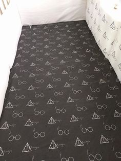 Harry Potter Crib Bedding by RiverBabySupplies on Etsy