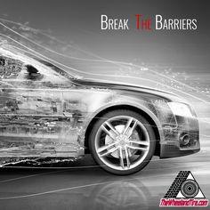 Break the barriers!