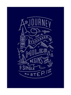 Take that step. You never know where you'll end up! #quote #travel