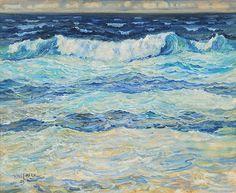 by Karl Erik Harr Vand, Scandinavian Art, Landscape Paintings, Sculptures, Ocean, Contemporary, Inspiration, Beautiful, Nature