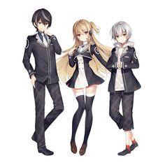 Cool Anime Girl, Pretty Anime Girl, Cute Anime Guys, Anime Titles, Anime Characters, Manga Girl, Manga Anime, Anime Poses Female, Chibi